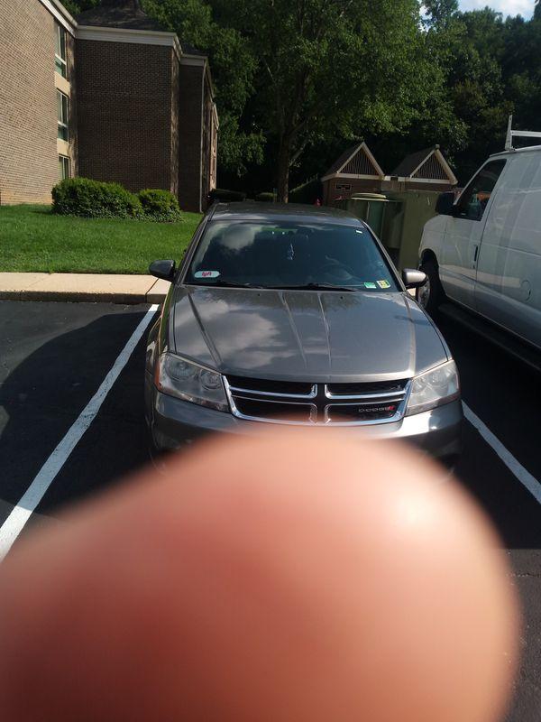 Dodge Avenger 2012