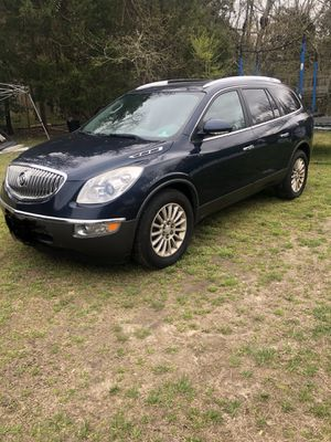 2012 Buick Enclave Leather Group for Sale in Port Norris, NJ