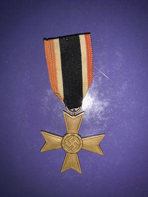 Nazi war merit cross for Sale in Bloomingdale, IL