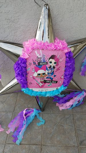 Lol surprise dolls pinata for Sale in National City, CA