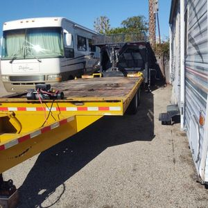 10 Ton Equipment Trailer for Sale in Buena Park, CA