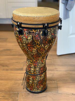 Remo Djembe Drum - Leon Mobley Signature Series for Sale in Alexandria, VA