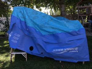 Swimming Pool Summer Wave & Solar Blanket for Sale in Lathrop, CA