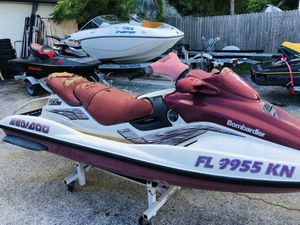 Project Seadoo jetski or for parts for Sale in Palm Harbor, FL