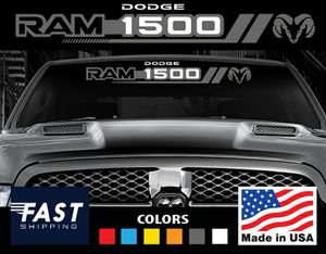 Ram Dodge 1500 windshield decal sticker for Sale in Pompano Beach, FL