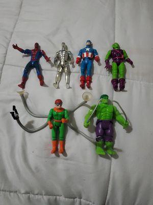 90s toy Biz figures for Sale in Denver, CO