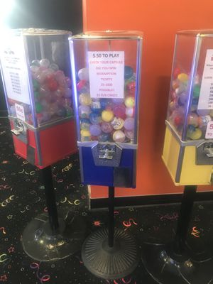 Quarter gumball machines for Sale in Columbia, MO