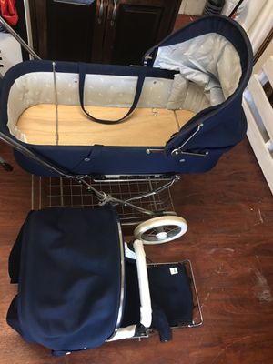 Emmaljunga Stroller and Seat. Two pieces Set for Sale in Boca Raton, FL