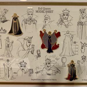 Disney Snow White Queen Pin Art for Sale in Anaheim, CA