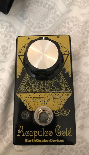 EarthQuaker Devices Acapulco Gold Distortion Pedal for Sale in Oakland, CA