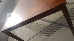 Kitchen table. 4ft 6inches l x w..3 ft tall for Sale in Turlock, CA