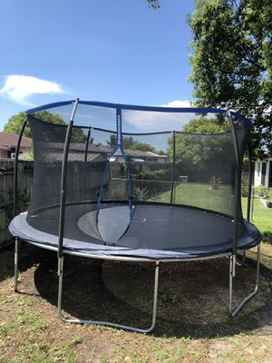 Free Trampoline for Sale in Port Richey, FL