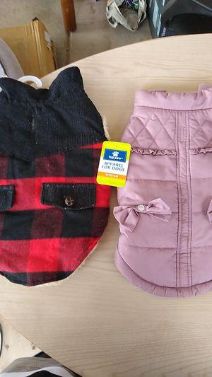 Med dog jackets for Sale in Mesa, AZ