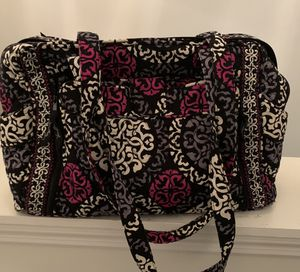 Vera Bradley Diaper Bag (Canterberry Magenta) for Sale in Ellicott City, MD