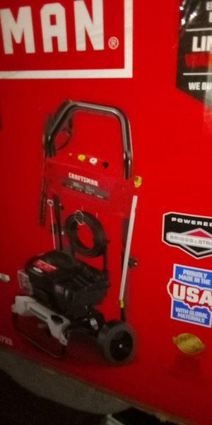 Craftsman 2800 psi pressure washer for Sale in Salt Lake City, UT