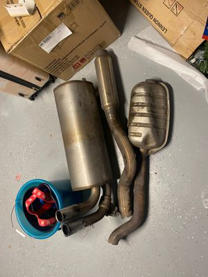 BMW exhaust f30 328 for Sale in Garden Grove, CA