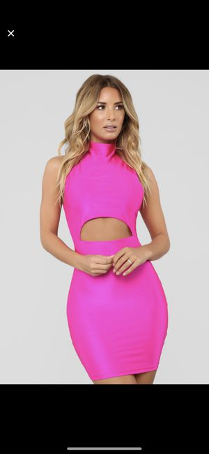 Fashion nova a cut above the rest mini dress for Sale in Los Angeles, CA