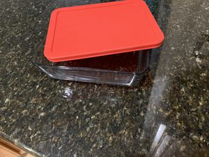 Pyrex 6 cups container . Never used for Sale in Tampa, FL