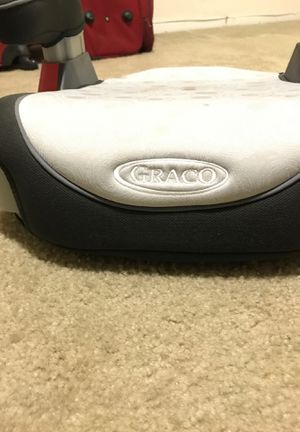 Graco backless turbo booster car seat for Sale in undefined