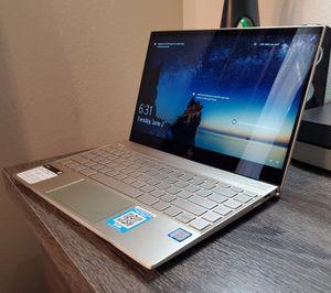 "HP Envy 13 Ultra Thin Laptop 13.3"" Full-HD, Intel Core i5-8250U, Intel UHD Graphics 620, 256GB SSD, 8GB SDRAM, Fingerprint Reader for Sale in Henderson, NV"
