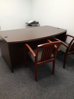 Office Furniture - Everything must go. for Sale in Pompano Beach, FL