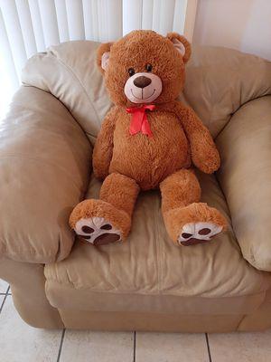 3 FT. Teddy Bear for Sale in Georgetown, DE