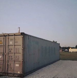 Amazing Prices on 40' Shipping Containers for Sale in Dothan, AL