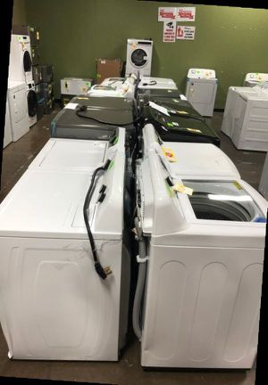 💲Washer and Dryer Sets 4EV for Sale in Long Beach, CA