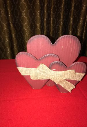 Double heart for Sale in Duncanville, TX