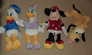 Minnie mouse Plush toys. (Small size) for Sale in Manassas Park, VA
