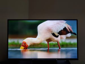 *Great Condition* 40 inch LG Full HD LED with Chromecast for Sale in Houston, TX
