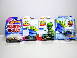 Hot Wheels Collectable Cars for Sale in Garland, TX