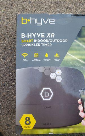 Orbit b hyve XR Smart Indoor/Outdoor Sprinkler Timer 8 Station for Sale in Long Beach, CA