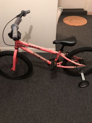 Haro Z 20 kids bike with training wheels for Sale in Winter Park, FL