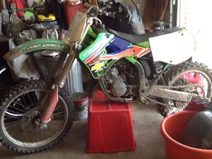 Big dirt bike $2000.00 for Sale in East Peoria, IL