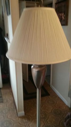 Floor lamp for Sale in Pawtucket, RI