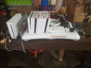 Wii with everything needed for Sale in Oklahoma City, OK
