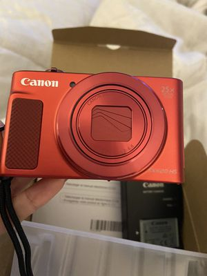 Canon PowerShot SX620 HS Digital Camera (Red) for Sale in Miami, FL