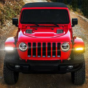Switchback LED Parking Signal Light Bulbs for 2018-2019 Jeep Wrangler JL for Sale in Fullerton, CA