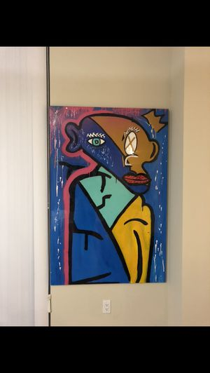 Abstract art of all sizes for Sale in Pinecrest, FL