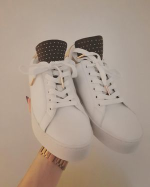 Michael Kors Mindy Studded Sneaker Size 9.5 for Sale in Chicago, IL