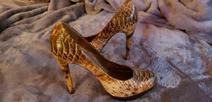 Bakers brown heels excellent condition size 7 for Sale in Greenwich, CT