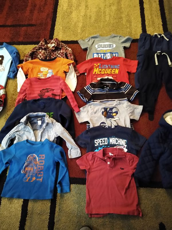 Boys 3T clothing lot