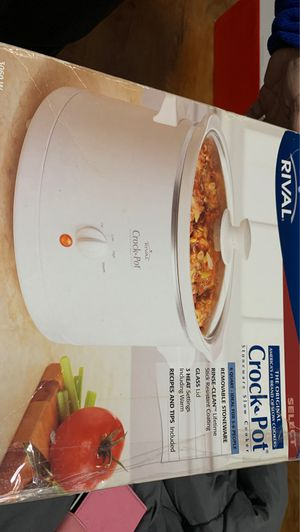 Rival Crock Pot for Sale in Fremont, CA