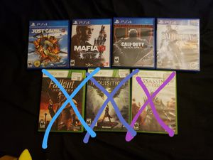 PS4 Games for Sale in Ada, OK