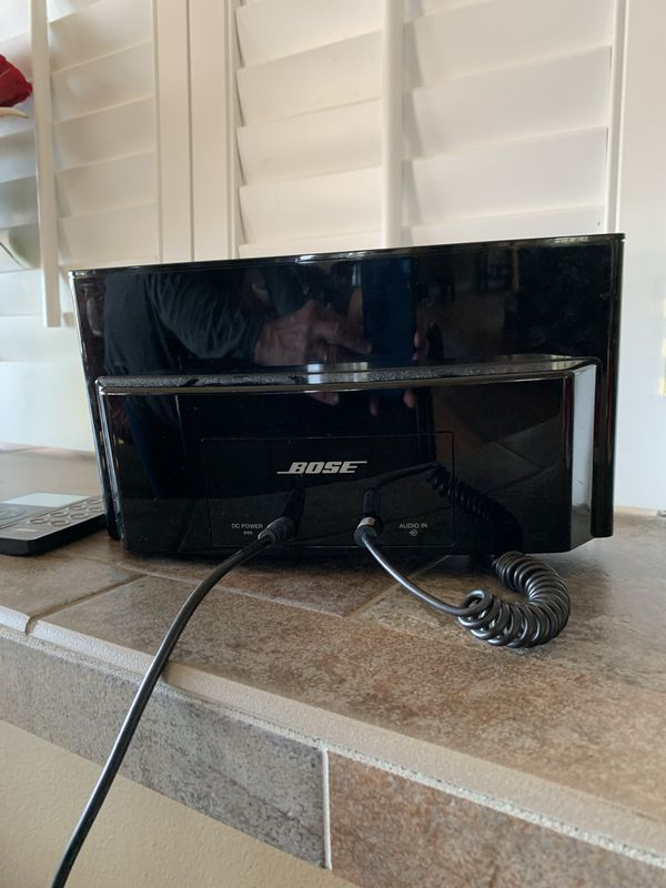 BOSE Sound Dock with IPod
