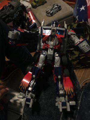 Leader class Optimus prime original 2007 for Sale in Rockville, MD