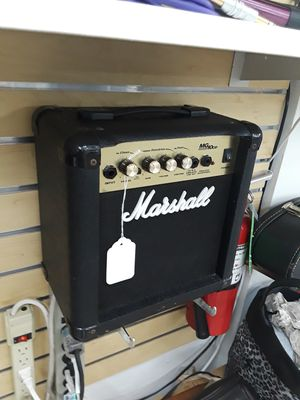 Marshall electric guitar amp. for Sale in Miami, FL