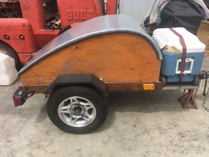 Motorcycle trailer tear drop for Sale in Long Beach, CA