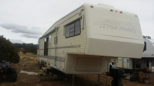 40 foot fifth wheel for Sale in Estancia, NM